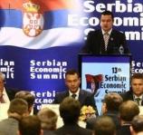 13. Ekonomski samit Republike Srbije