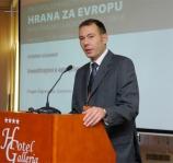 """Ekonomski institut organizator Trećeg poljoprivrednog Foruma """"Hrana za Evropu"""" 17. - 19. oktobar, Subotica, hotel """"Galerija""""."""